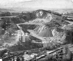 adrenalin quarry cornwall 1950s
