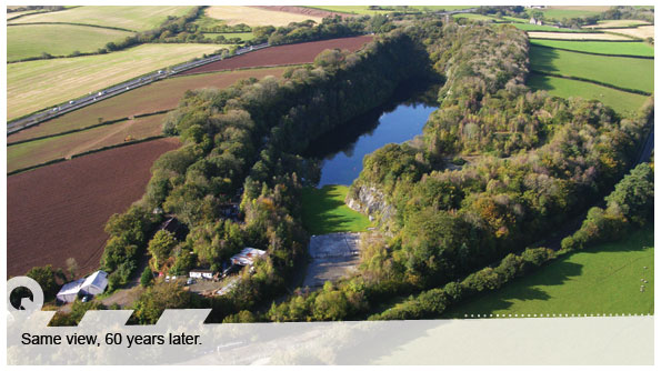 Adrenalin Quarry History